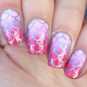 mermaid-nails-365beautytips
