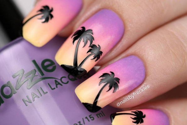 palm-tree-nails-365bautytips