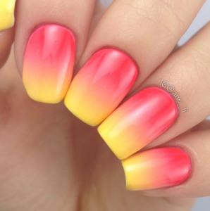 sunset-gradient-nails-365beautytips
