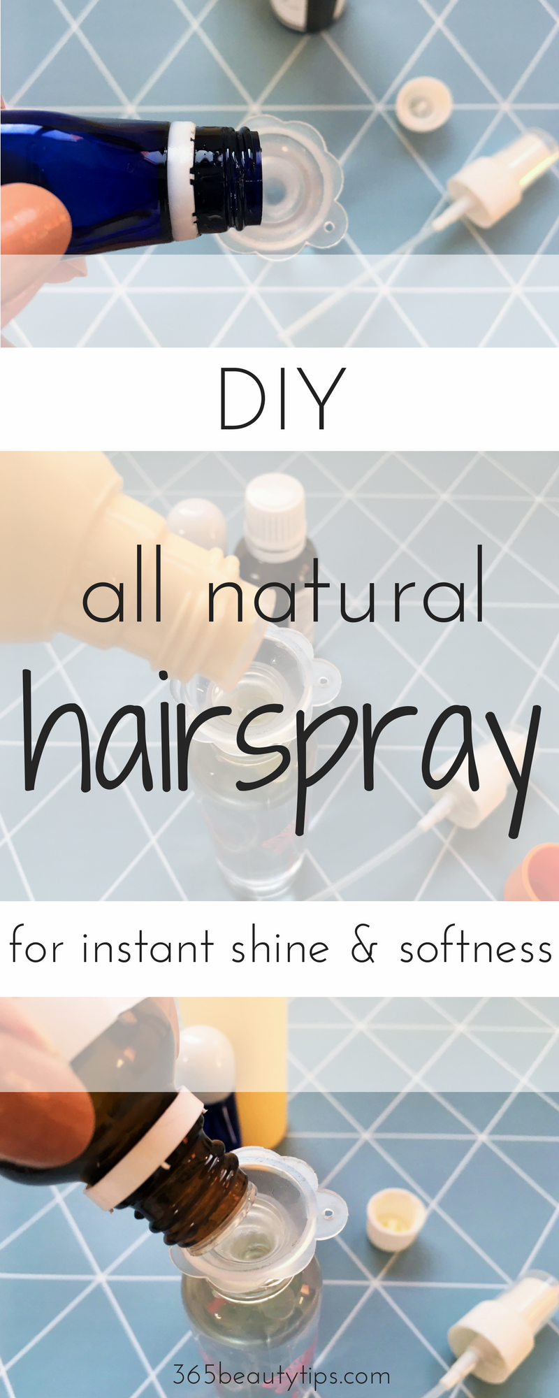 DIY-hairspray-for-shine-365-beauty-tips