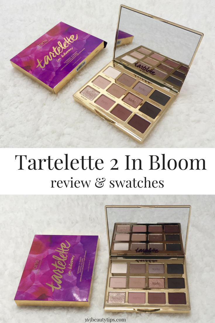 Tartelette 2 In Bloom