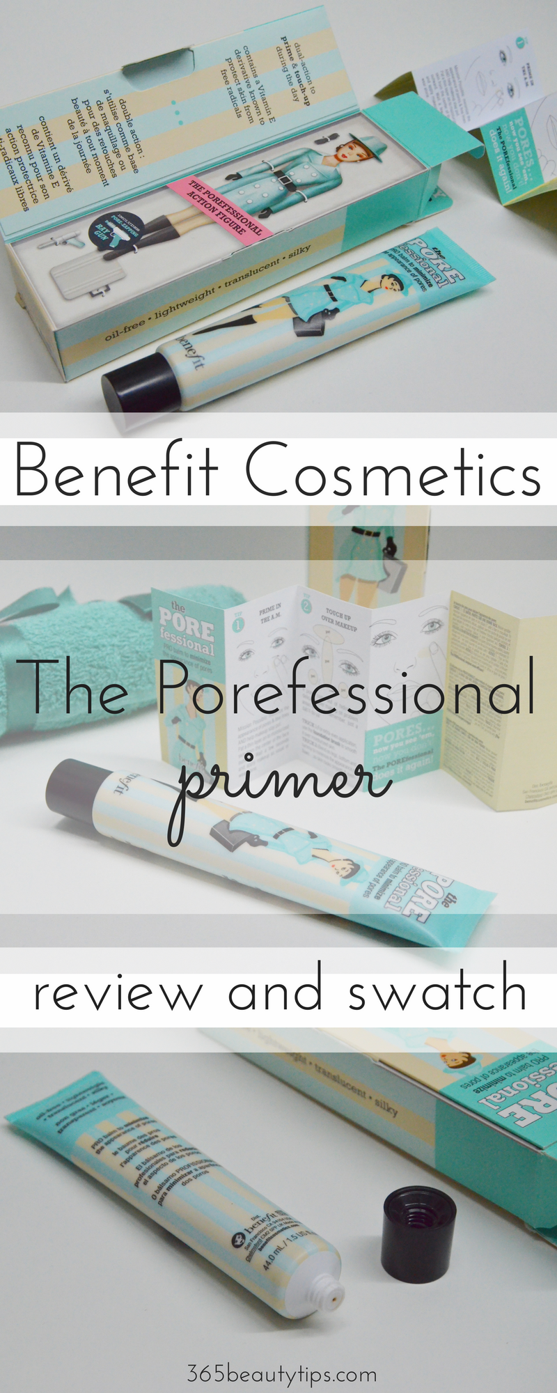 Benefit Cosmetics-the-porefessional-primer-review-and-swatch